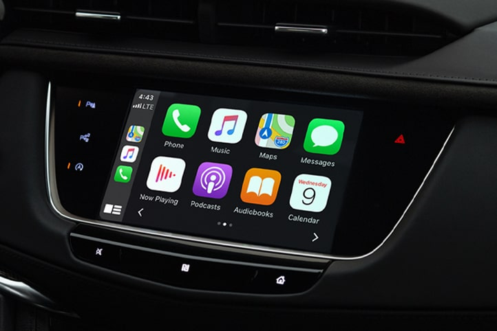 2021 Cadillac XT6 Wireless Apple CarPlay