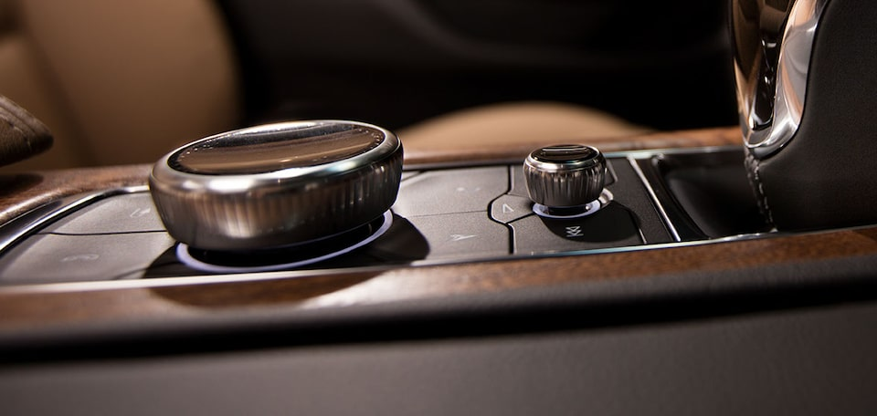 2021 Cadillac CT5: Rotary Job Controller for CUE System