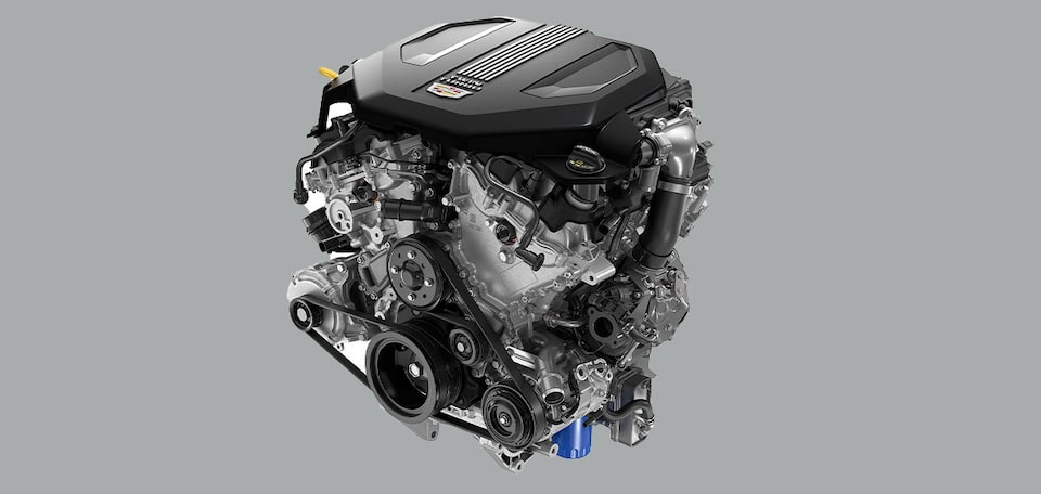 2021 Cadillac CT5: V-Series 3.0L Engine