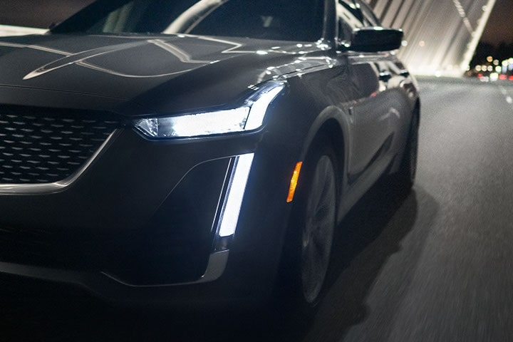 2021 Cadillac CT5: Front Lighting