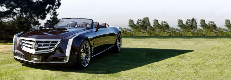Cadillac Concept Vehicles - Ciel: Open Air for the Open Road