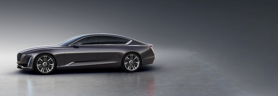 Cadillac Concept Vehicles - Escala: Designed to Move You