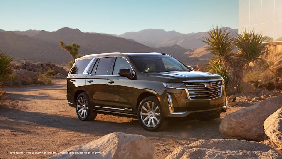 2021 Cadillac Escalade Full-Size SUV A Legend Reimagined