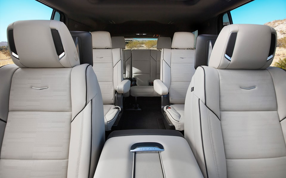 2021 Cadillac Escalade Full-Size SUV Luxurious Interior
