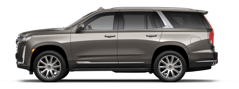 2021 Cadillac Escalade Full-Size SUV Luxury Platinum Trim