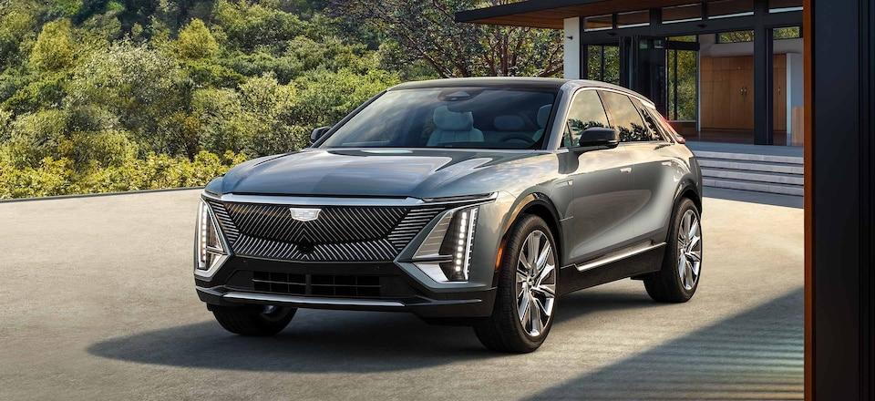 2023 Cadillac LYRIQ | Electric SUV | Model Overview
