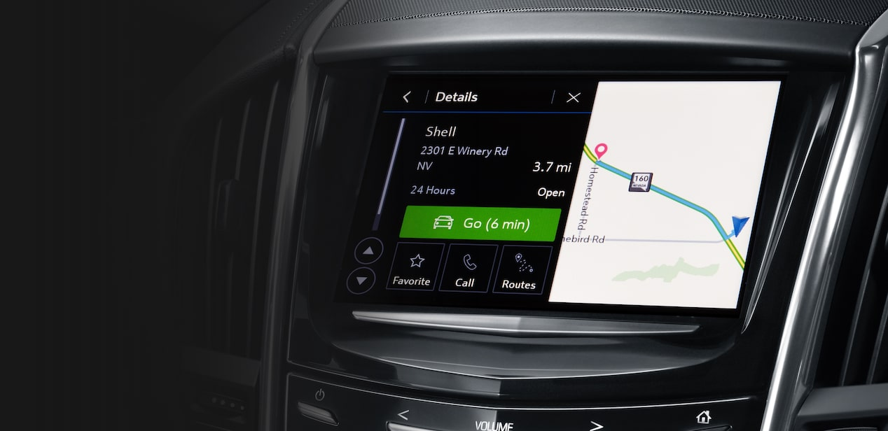 Cadillac User Experience Map