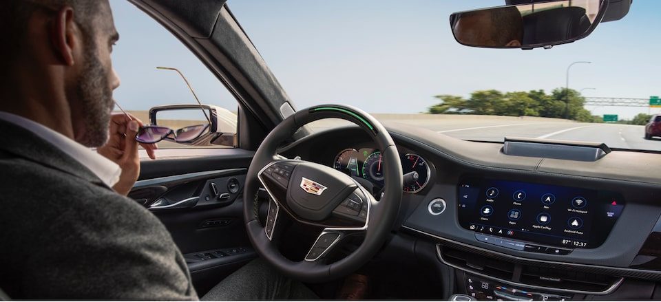 Cadillac Super Cruise Hands Free Driving