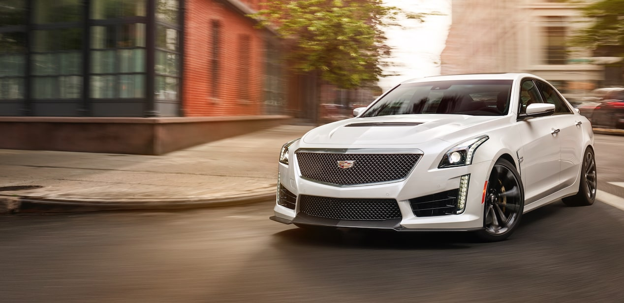CTS-V  with All-Wheel Drive