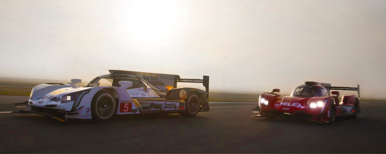 Cadillac Racing - Race Schedules, Drivers & Cars